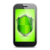 Mobile Security Concept Stock Images