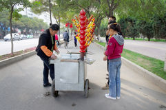 Mobile shop china Stock Photography