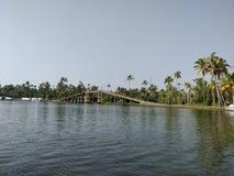 Kerala Backwaters royalty free stock photos