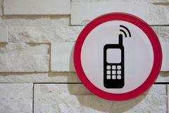 Mobile signal Royalty Free Stock Photography