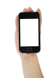 Mobile smart phone Royalty Free Stock Images