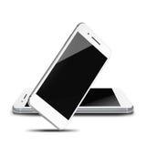 Mobile smart phones. Stock Photos