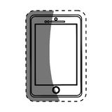 Mobile smartphone technology Royalty Free Stock Images