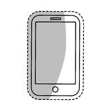 Mobile smartphone technology Royalty Free Stock Photo