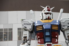 Mobile Suit GUNDAM RX-78,robot,japanese Stock Photos