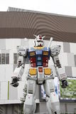 Mobile Suit GUNDAM RX-78,robot,japanese Royalty Free Stock Photo