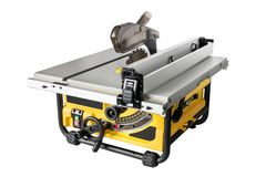 Mobile table saw Royalty Free Stock Images