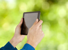 Mobile tablet Royalty Free Stock Photo