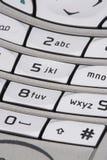 Mobile Tastatur - handliches Tastatur Lizenzfreie Stockbilder