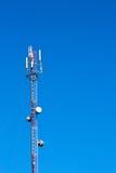 Mobile technology Antennas Royalty Free Stock Photos