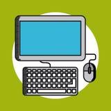 mobile technology design Stock Photos