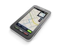 Mobile Technology: Mobile Navigator Stock Photography