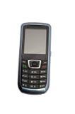 Mobile telephone. Modern mobile telephone isolated on white background Stock Photo