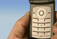 Mobile telephone Royalty Free Stock Photos