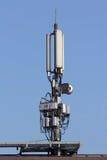 Mobile telephone mast Stock Photo