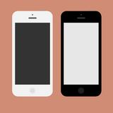 Mobile telephones Royalty Free Stock Photo