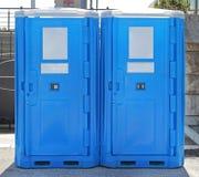 Mobile Toilet Stock Photos