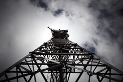 Mobile tower Stock Image