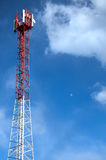Mobile towers Royalty Free Stock Photo