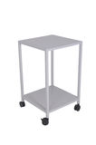 Mobile Trolley Table Stock Images