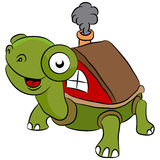 Mobile Turtle Cartoon Stock Images