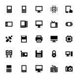 Mobile und intelligente Geräte 1 Lizenzfreie Stockfotos