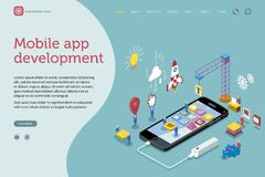 Mobile Web rozwój ilustracji