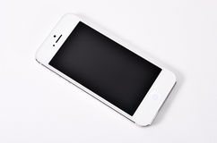 Mobile on white background. Stock Image