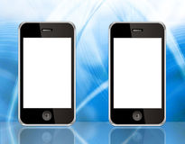 Mobile zwei Vektor Abbildung