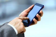 Mobilen ringer Arkivfoton