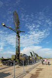 Mobiles Radar Lizenzfreies Stockfoto