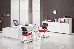 Mobiliário de escritório Fotos de Stock Royalty Free