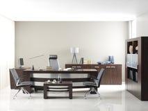 Mobiliário de escritório do VIP Imagens de Stock Royalty Free