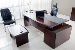 Mobiliário de escritório do VIP Fotografia de Stock Royalty Free