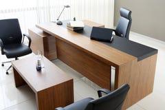 Mobiliário de escritório do VIP fotografia de stock