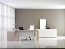 Mobiliário de escritório do VIP imagem de stock royalty free
