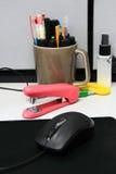 Mobili d'ufficio Fotografia Stock