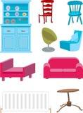 Mobilia Royalty Illustrazione gratis