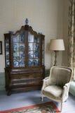 mobilia antica fotografie stock