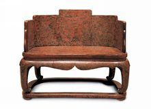 Mobilia antica Immagini Stock