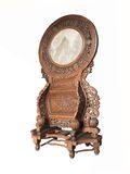 Mobilia antica Fotografia Stock