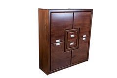mobilia Cassettone di legno Immagini Stock Libere da Diritti