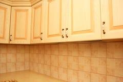 Mobilia della cucina Fotografie Stock