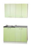 Mobilia della cucina Fotografia Stock
