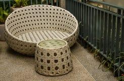 Mobilia della sedia Fotografie Stock Libere da Diritti
