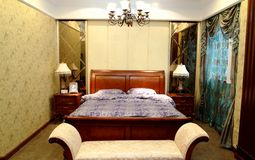 Mobilia di lusso Fotografia Stock