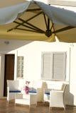 mobilia esterna Immagine Stock