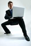 Mobilidade do negócio Foto de Stock Royalty Free