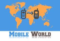 Mobilkommunikation Stockbilder