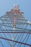 Mobilna antena Fotografia Royalty Free